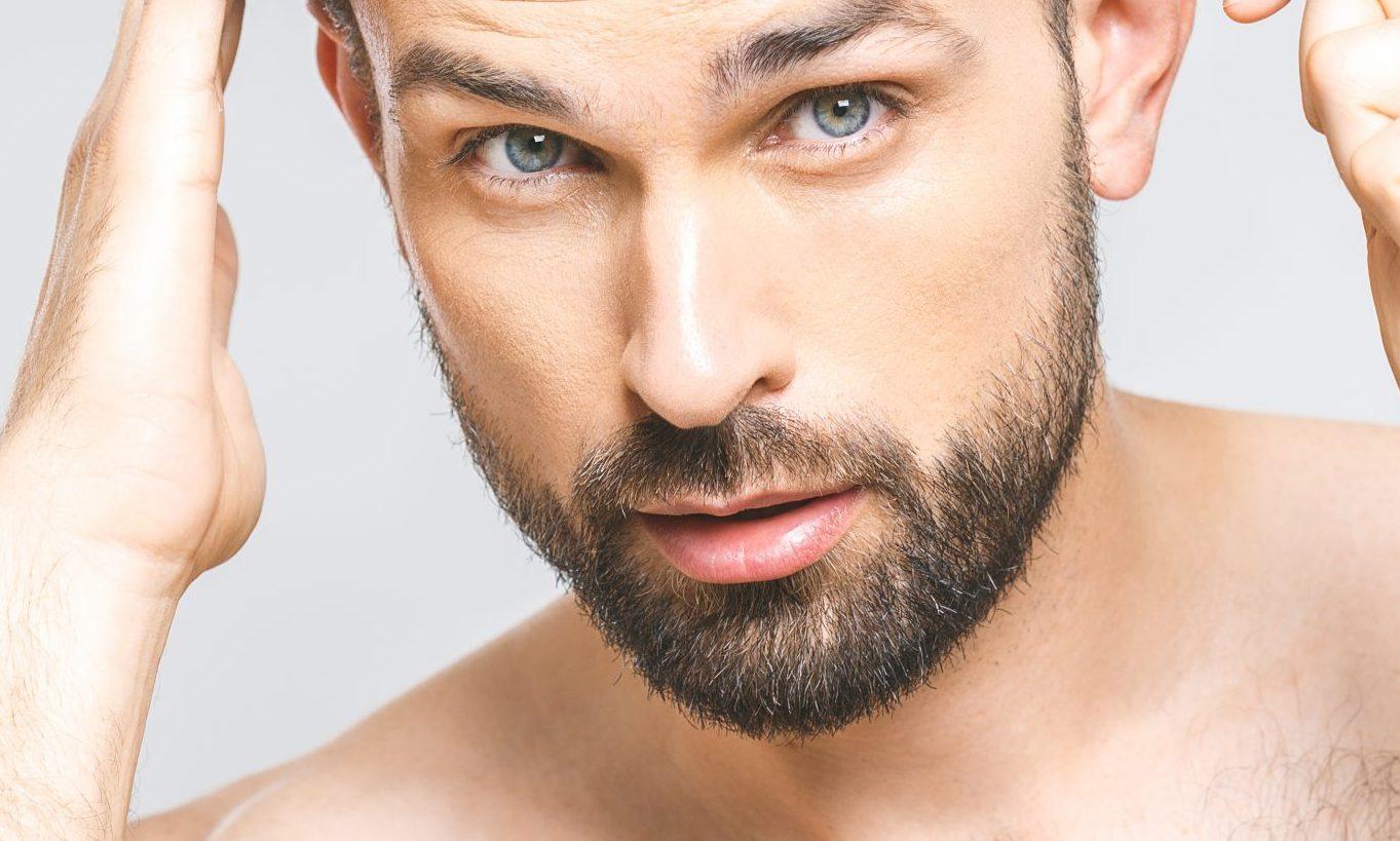 barba injerto